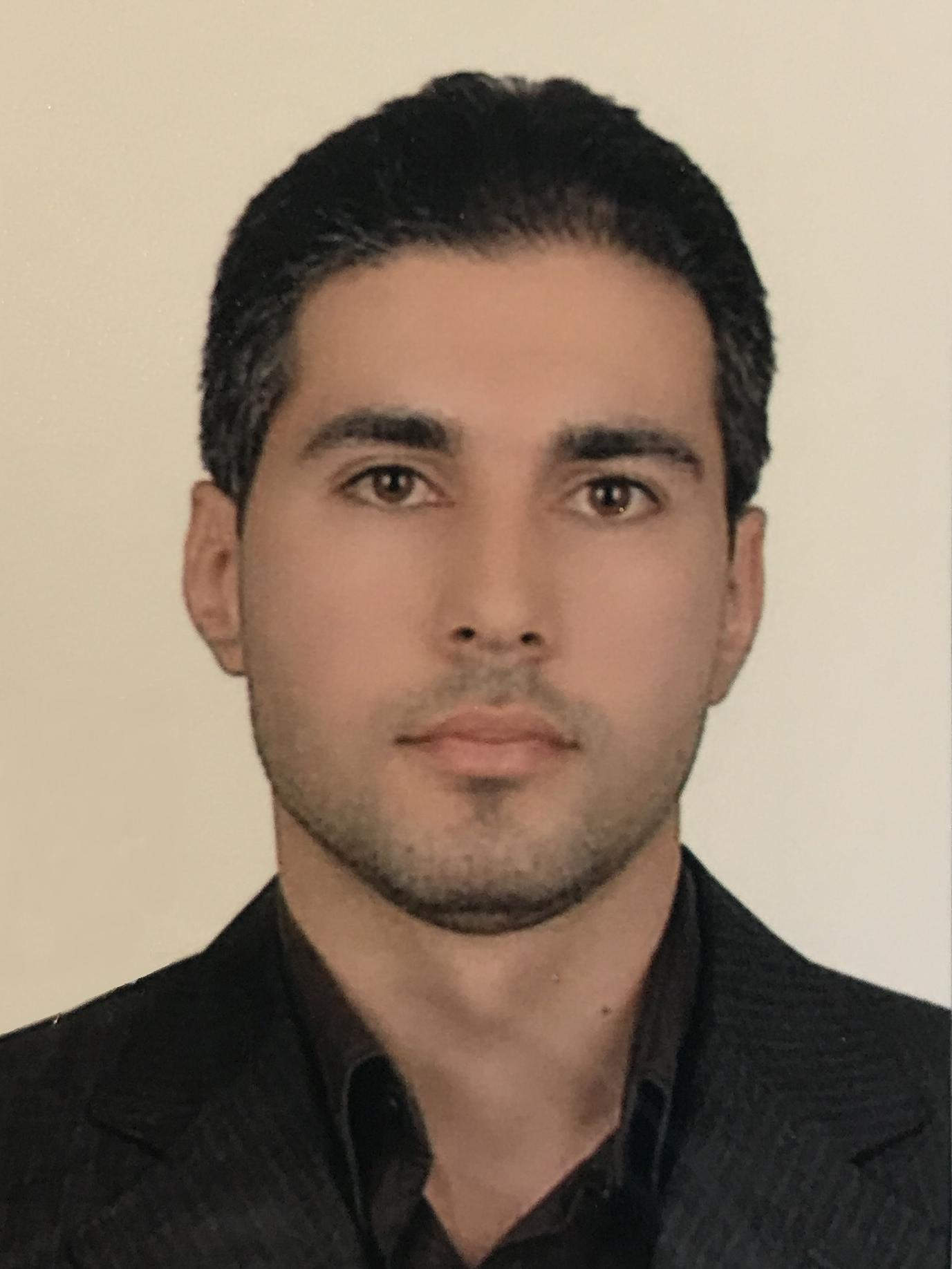 Photo of Farhad Ghazvinian Zanjani