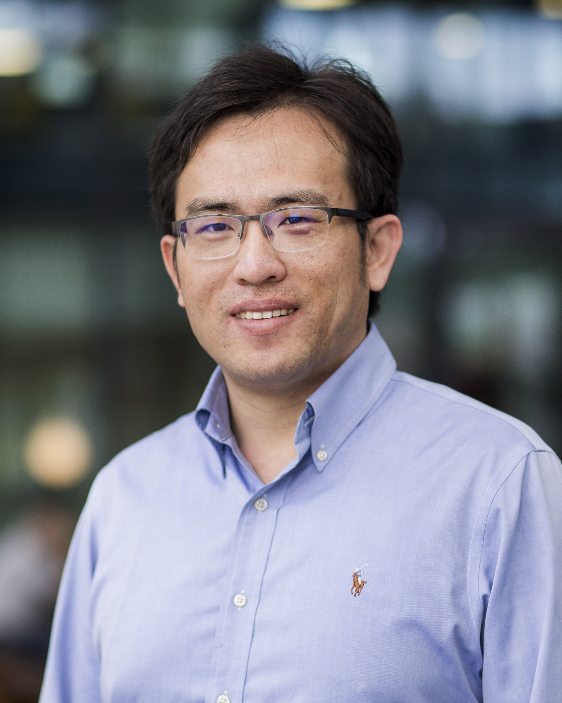 Photo of Dong Zhang