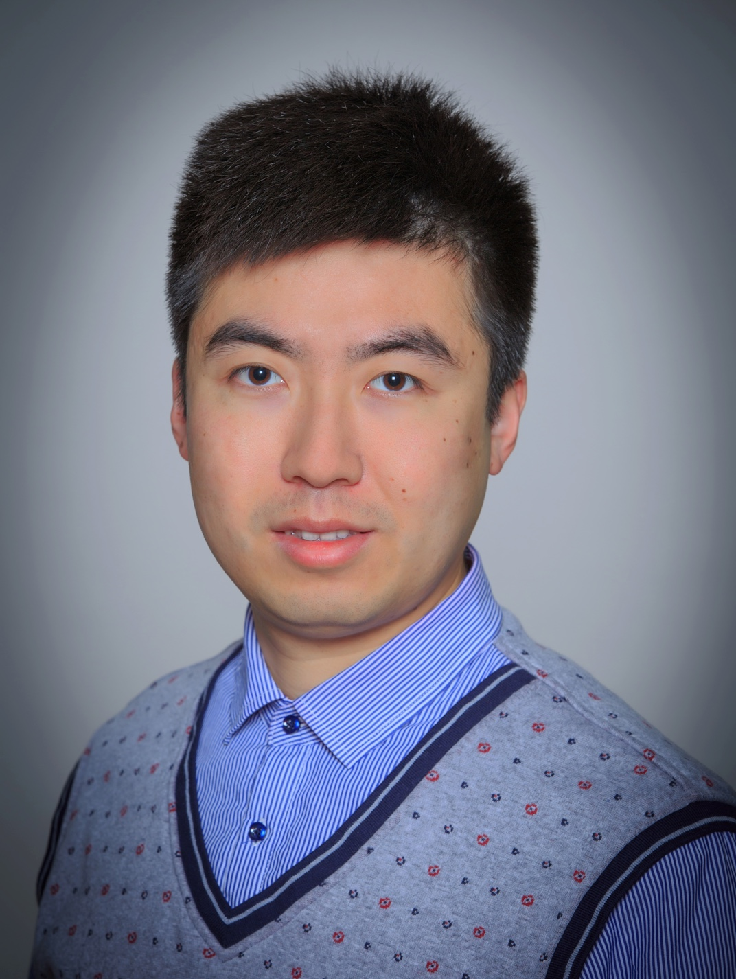 Photo of Shaokang Zhang